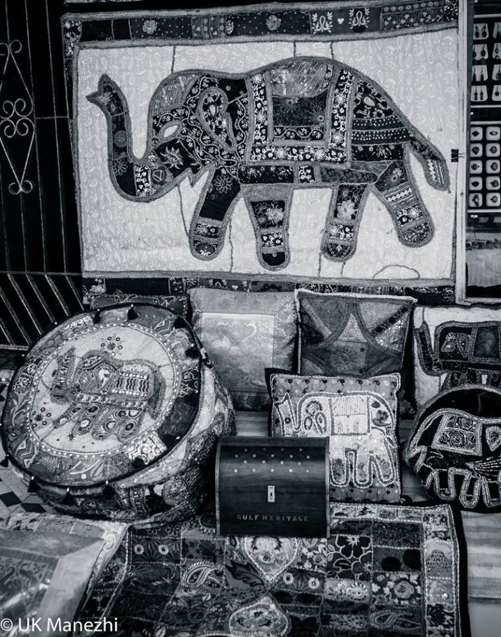 artifacts bw