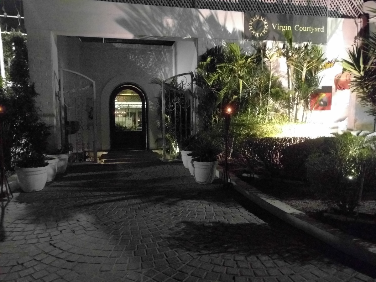 Virgin Courtyard - Chandigarh's Chak de Italiano
